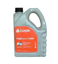 Cambio de aceite para compresor de aire